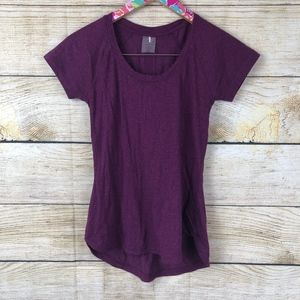 Calia Carrie Underwood purple tee size XS // H19